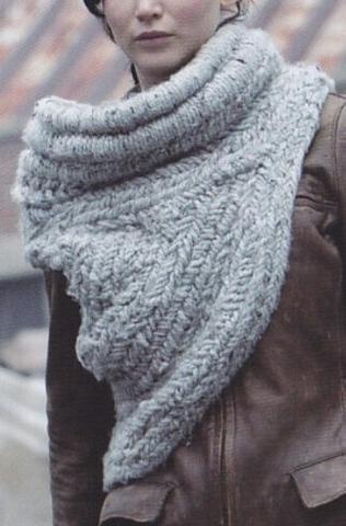 Katniss Schal kaufen (Wo?) oder selber machen (Wie?)? (stricken ...