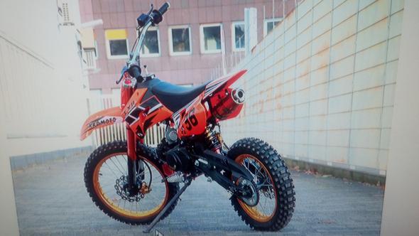 KDX608 - (Motorrad, Dirt Bike, Funsport)