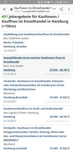 Kaufmann - (Ausbildung und Studium, Beruf und Büro, Einzelhandel)