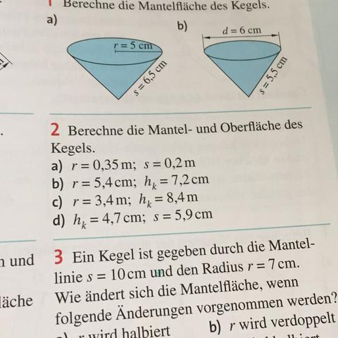 Was ist der Unterschied zwischen Grundfläche, Deckfläche und ...