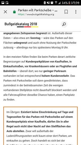 - (Auto und Motorrad, Verkehrsrecht, Strafzettel)