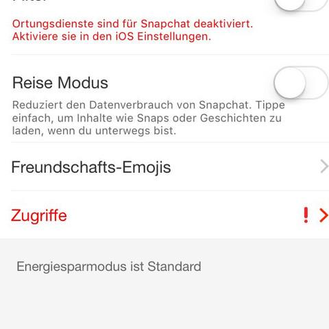1 wenn ich jetzt Filter an mach müsste es eigentlich gehen  - (Snapchat, Filter)