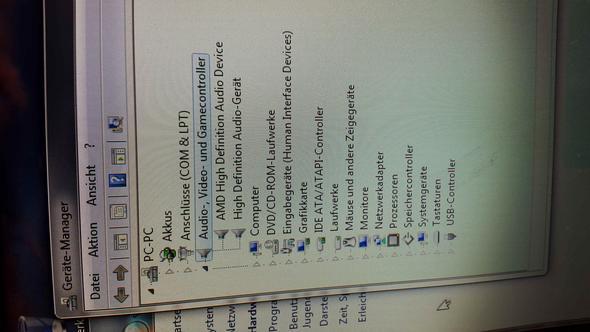gerätemanager  - (PC, Windows, Grafikkarte)