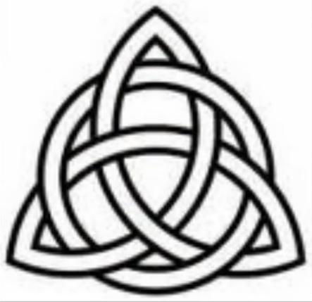 Welche Bedeutung hat dieses keltische Zeichen? (Kelten)