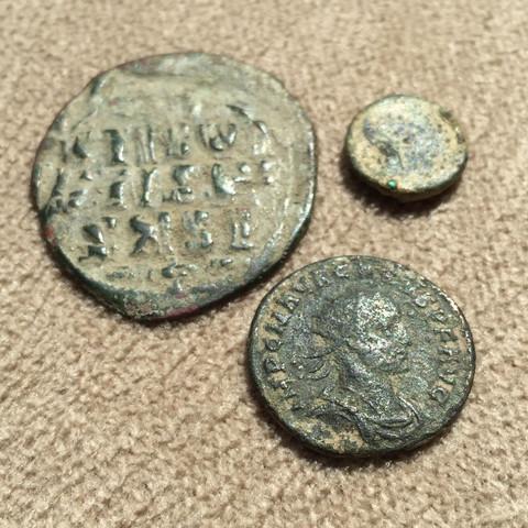 Kennst Sie Jemand Mit Alten Münzen Aus Und Könnte Mir Eventuell