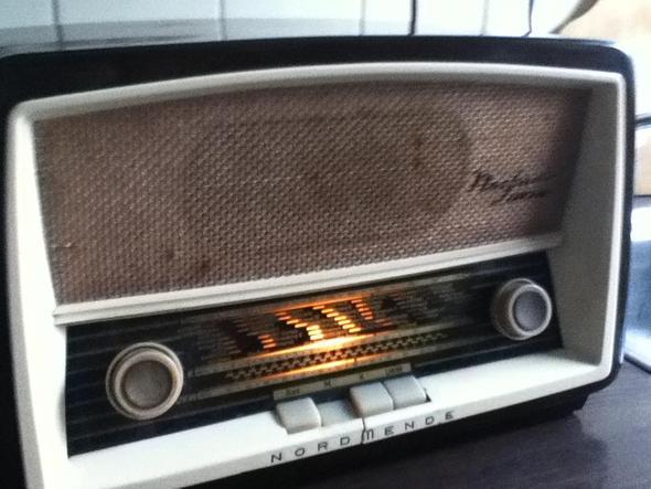 NordMende Raido von ca. 1950 - (Radio, 1950er)