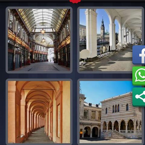 Die 4 Bilder  - (Bilder, Wort, Rätsel)