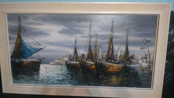 Das Gemälde - (Name, Kunst, türkisch)
