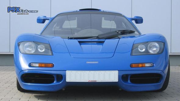 McLaren F1 - (Auto, Museum)