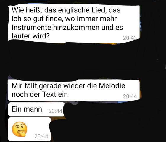 Lied Suche
