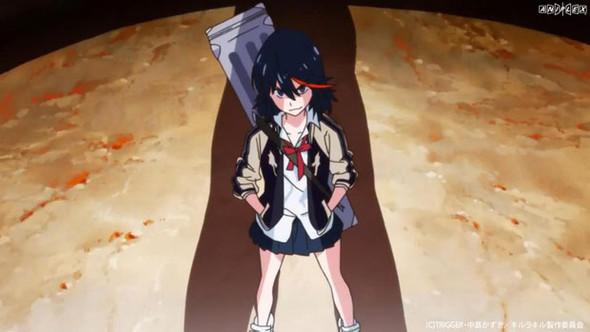 Ausschnitt aus kill la kill  - (Anime, Serie, Manga)