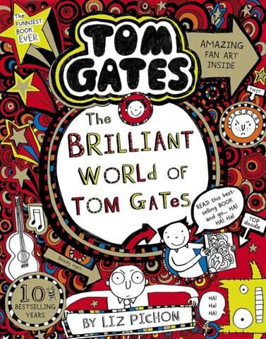 """Kennt ihr ähnliche Bücher wie """"Tom Gates"""" und """"Diary of a Wimpy Kid"""" (auf Englisch und eventuell aus der Sicht eines Mädchens)?"""