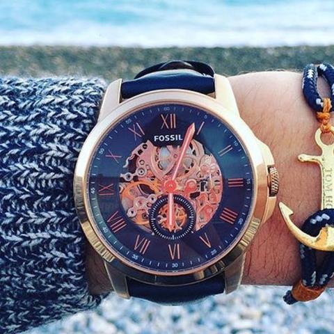 Diese fossil Uhr  - (Schmuck, Uhr, Fossil)