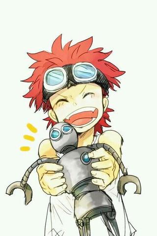 Stellt euch Kid in klein vor. :D - (Anime, Name)