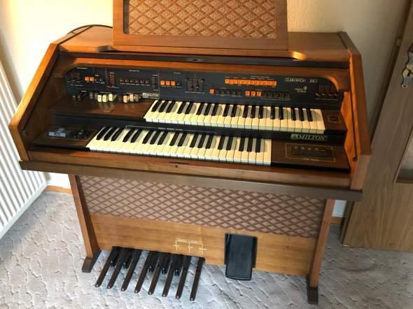 Kennt jemand das Klavier/E-Keyboard?