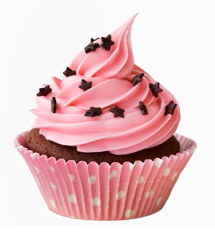 Cupcake - (backen, Rezept, Creme)