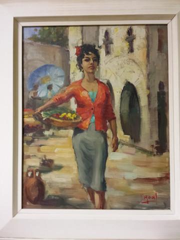 Unbekannter Maler - (Signatur, maler gesucht)