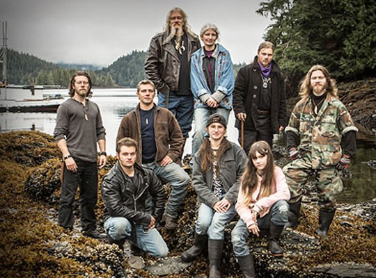 Alaskan Bush Peoples Dmax