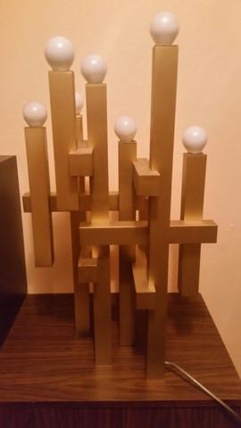 Lampe  - (Kunst, kunstunterricht)
