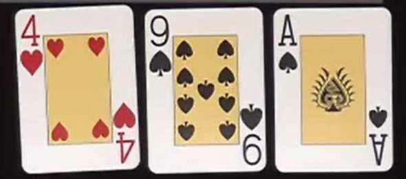 Kennt jemand diese Poker-Spielkarten?