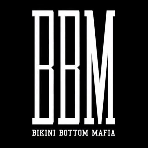 BBM - Bikini Bottom Mafia - (Schriftart, font)