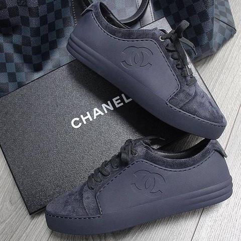 super popular f6397 ff04f Kennt jemand diese Sneaker ? (Schuhe, Chanel)