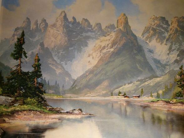 Bild der Berge - (Bilder, Berge, gebirge)