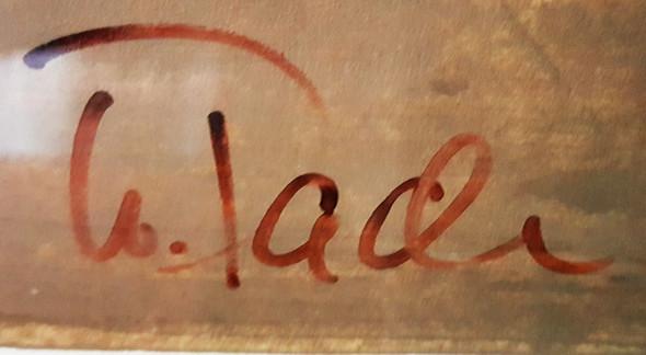 Singatur - (Künstler, Gemälde, Signatur)