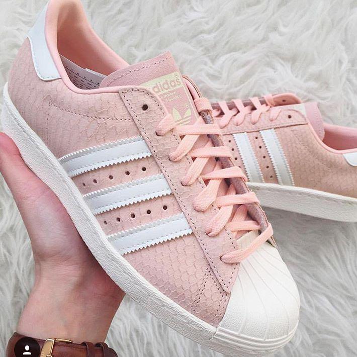 adidas schuhe rosa weis