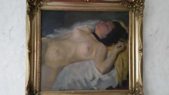 Akt - (Künstler, Maler, Malerei)