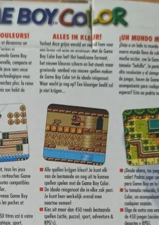 Kennt jemand dieses Gameboy Color Spiel?