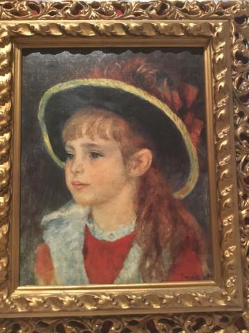 kennt jemand dieses Gemälde? von welchen Maler stammt dieses Gemälde? wie erkenn - (Kunst, Maler, Gemälde)
