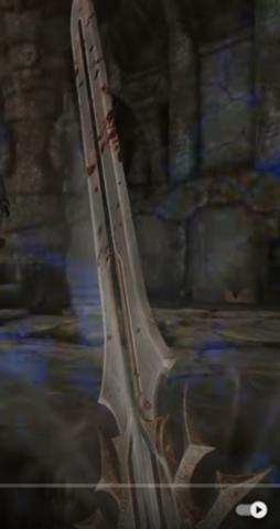 Kennt jemand dieses Schwert?