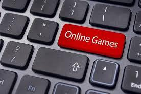 Online Games - (Internet, Onlinespiele)