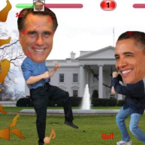 Kann auch ein einfaches Spiel sein oder comic Körper Hauptsache man kann gesicht - (Games, fight)
