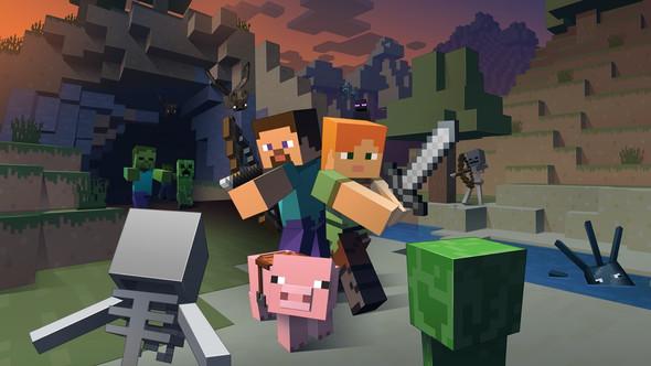 Beispiel 2 - (Minecraft, texture-pack, Resource pack)