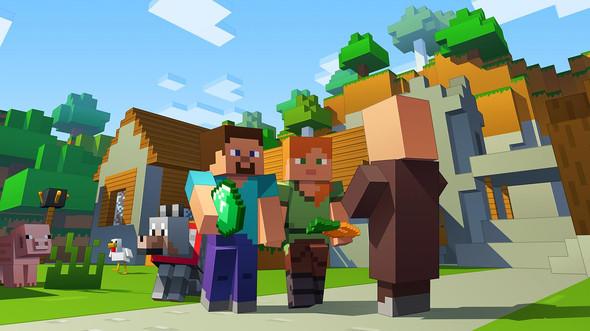 Beispiel 3 - (Minecraft, texture-pack, Resource pack)