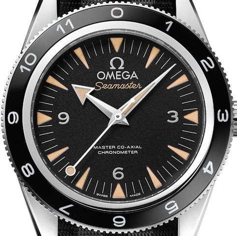 Omega Seamaster 300 Spectre Limited Edition - (Uhr, James Bond, Omega)