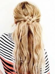 So in der Art - (Haare, Frisur, Jugendweihe)
