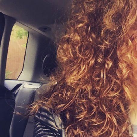 So sehen meine Haare jetzt aus . Sie sollen einfach gesund sein  - (Haare, Friseur)