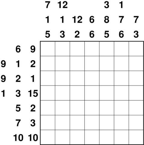 Nonogramm - (Handy, Spiele, Games)
