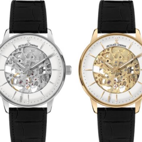 Bild 2 - (Uhr, LEMANS, Jacques Lemans)