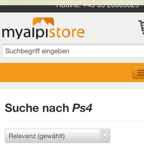 Das ist die Seite  - (PS4, Bestellen)