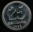 Vorderseite - (Argentinien, Gelmünzen)