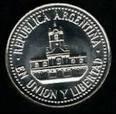 Rückseite - (Argentinien, Gelmünzen)