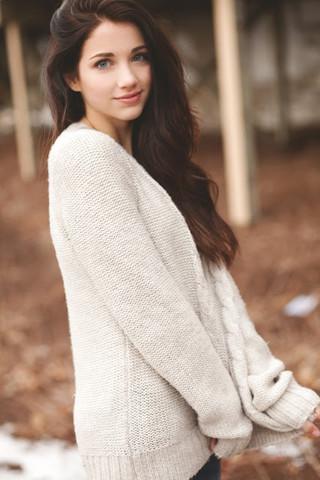 3. Bild  - (Mädchen, Model, Schauspielerin)