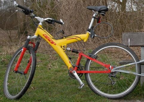 Asap- MTB Fully, 26er Mountainbike - (Sport, Fahrrad, Wert)