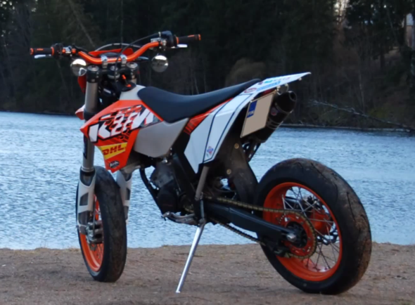 am Moped - (Motorrad, Kennzeichen)