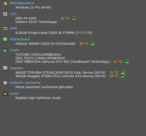Specs (Bild 2) - (Computer, PC, Fehler)