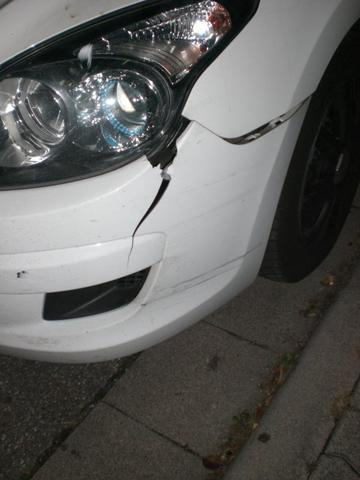 Schaden - (KFZ, Unfall, Schaden)